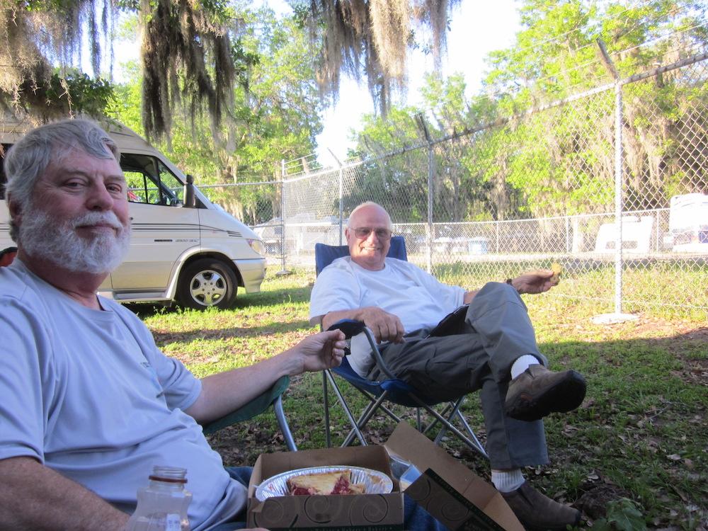 Stan and Milton