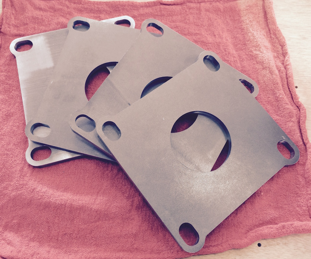 torque plate for lycoming 540