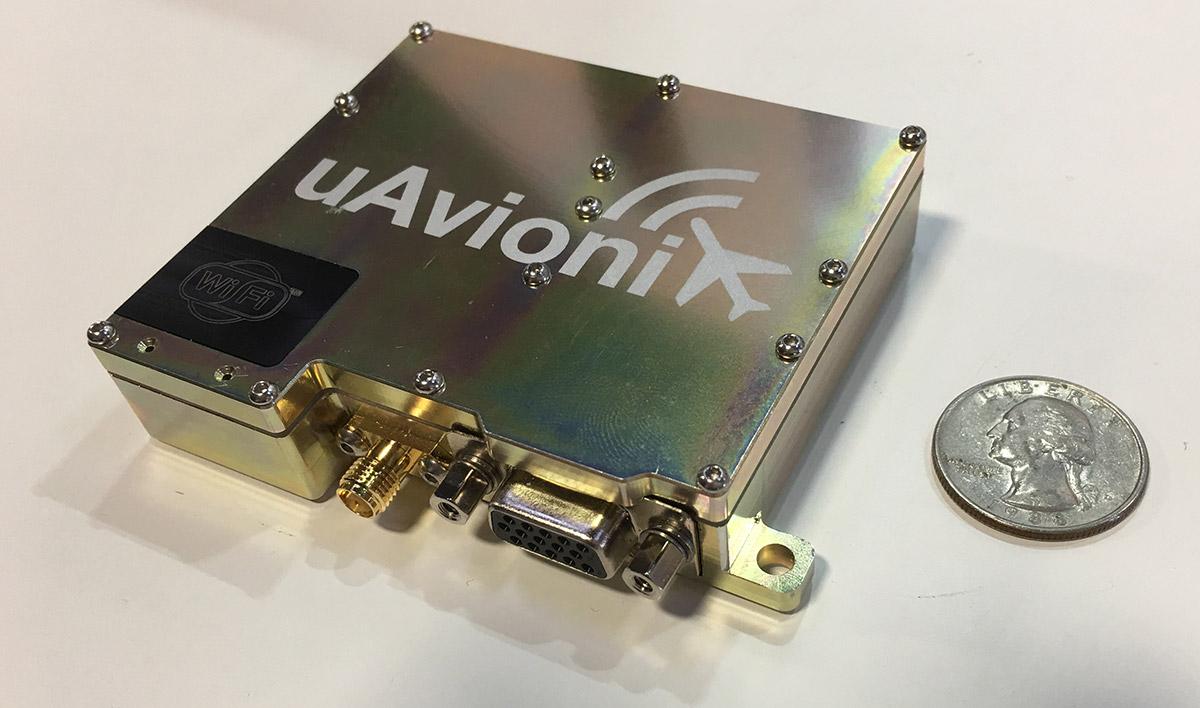 uAvionix Transponder