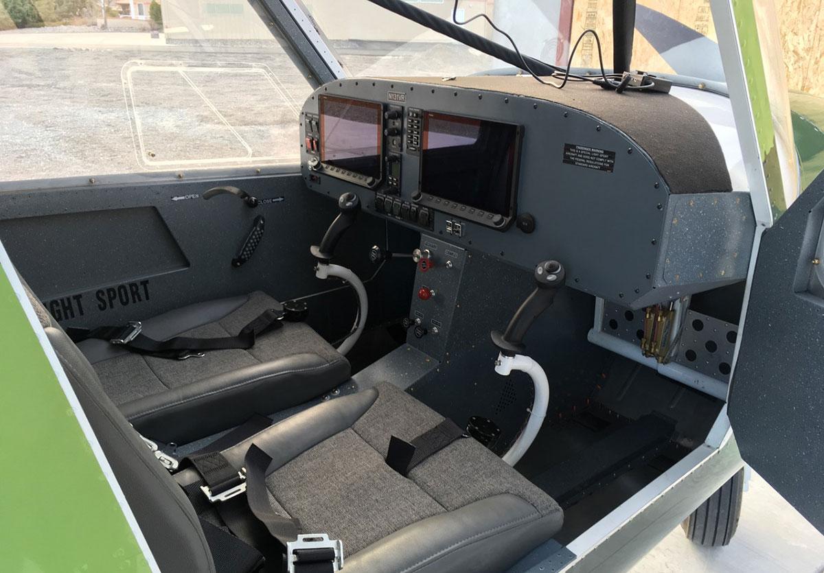 vashon ranger cockpit