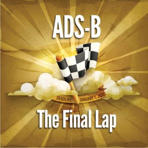 ADSB - the final lap
