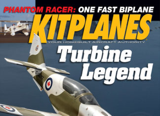 Kitplanes September 2019 Cover