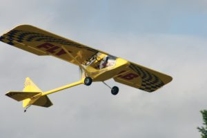Ultralight-style aircraft provide the occupants a tremendous flight experience, but the degree of protection in an accident is often less.