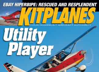 Kitplanes January 2020