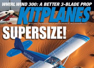 Kitplanes January 2021