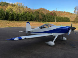 Johnson RV-7 N9974P