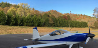 Johnson RV-7 N9974P