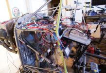 rans s-21 wiring