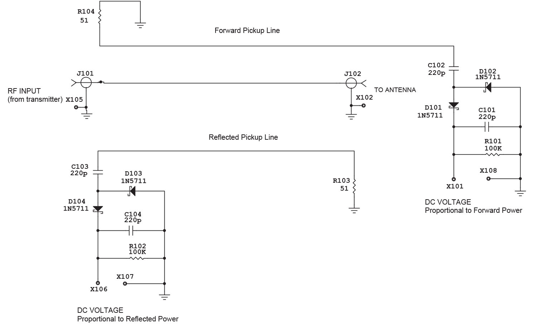 reflectometer schematic